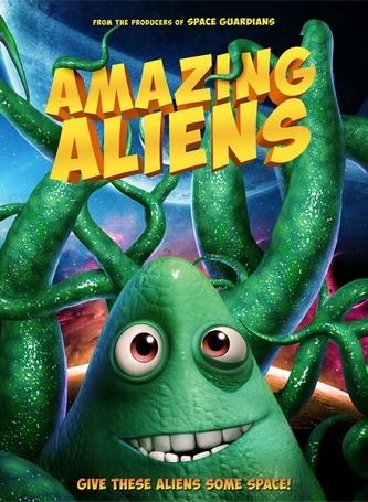 Храбрые Инопланетяне / Удивительные пришельцы