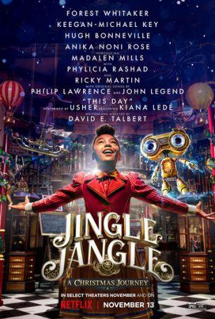 Мистер Джангл и рождественское путешествие
