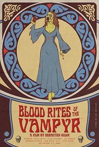 Кровавые обряды вампира